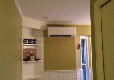 Sub Zero Heating and Cooling Recent Work